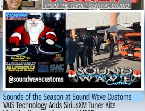 12 Volt News Reports on Sounds of the Season