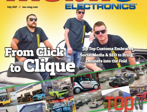 Mobile Electronics Magazine July 2017