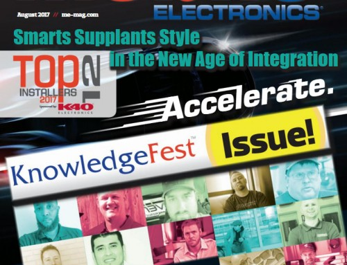 SWC Featured in Article On On-Line Advertising – Mobile Electronics Magazine August 2017