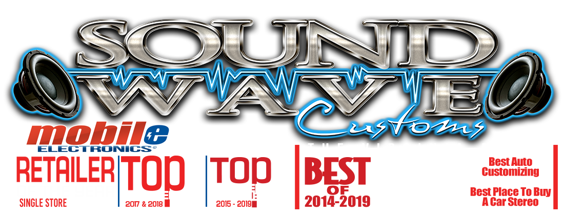 Sound Wave Customs Logo